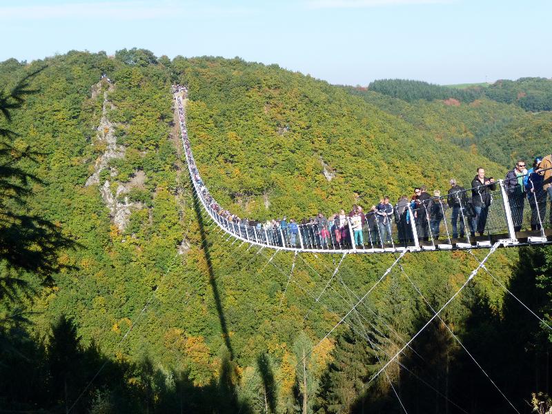 Hängebrücke Koblenz